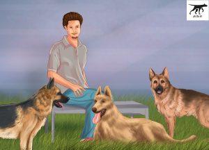 trung tâm huấn luyện chó malinois